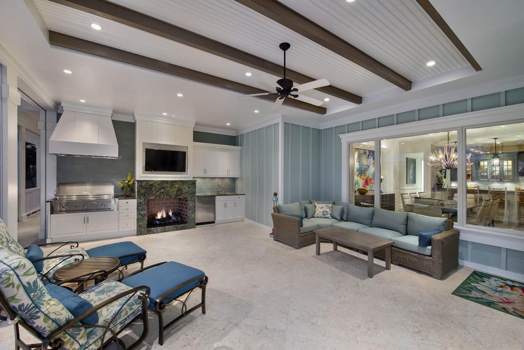 simple coastal caribbean house plan naples weber design with coastal home design
