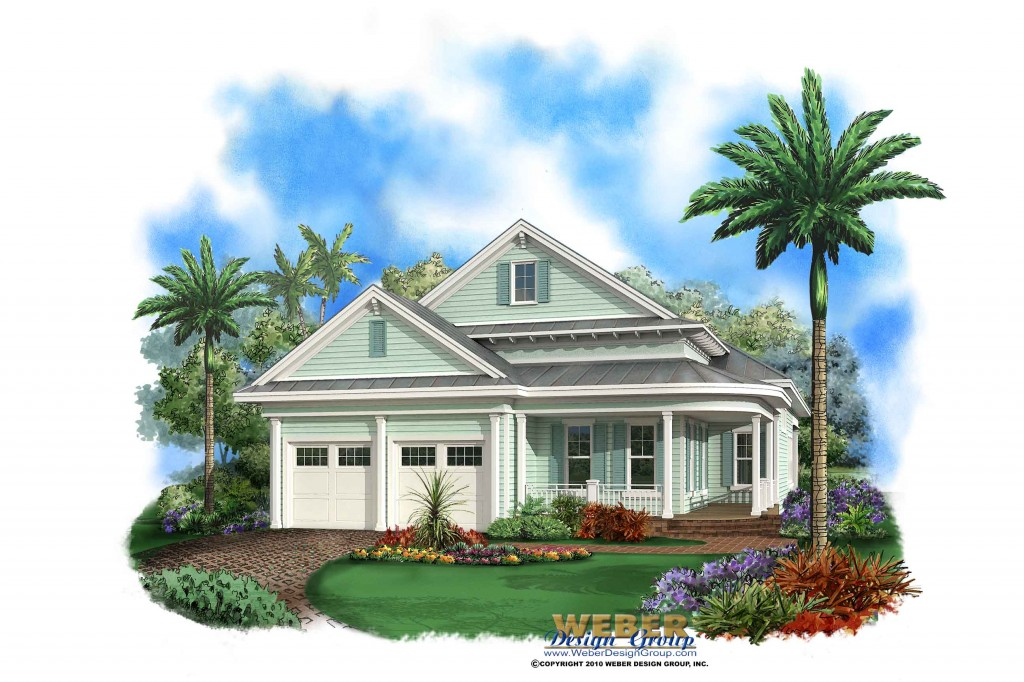 seabreeze-1024x682 Large Single Story House Plans Florida Lania on