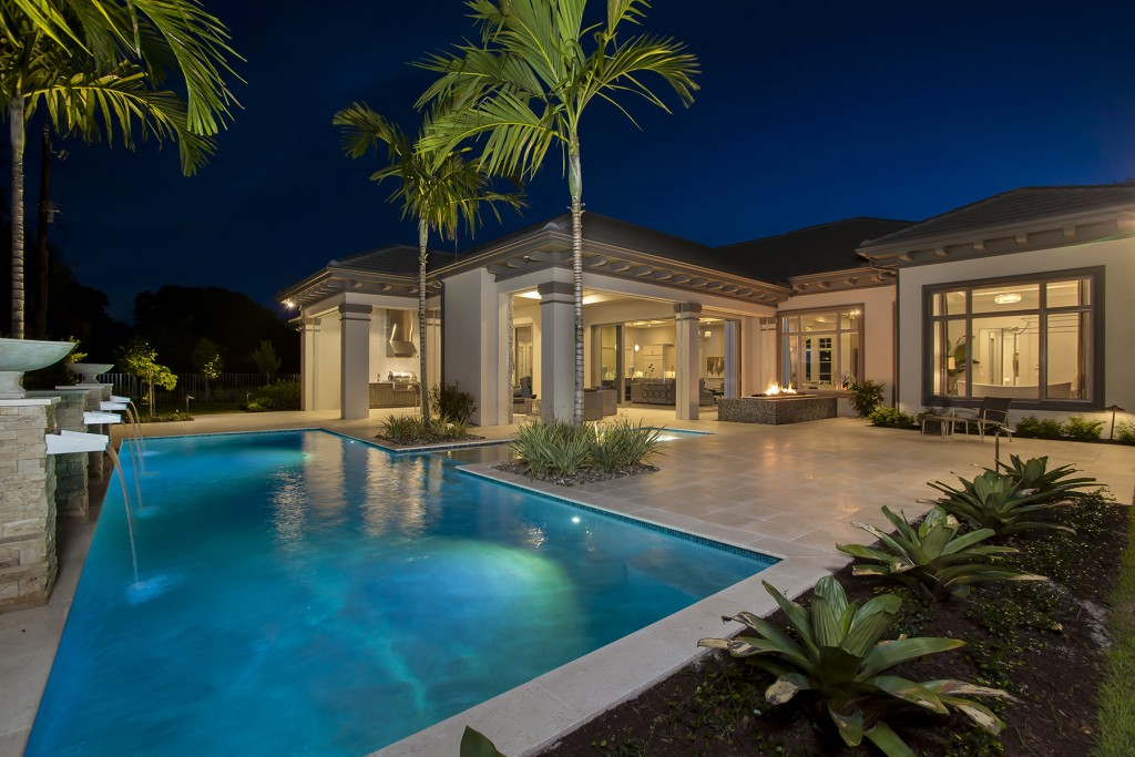Naples Architect Home Design Contemporary Style With