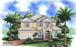 Pelican Bay Home Plan-Florida House Plans