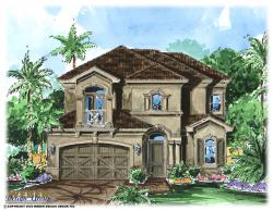 Florida Floor Plan - Ravello Floor Plan