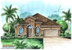 Little Abaco House Plan-Mediterranean House Plans