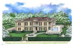 Ashton House Plan-Charleston House Plans