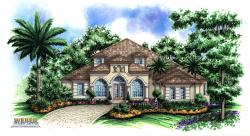 Grand Haven Home Plan-Mediterranean House Plans