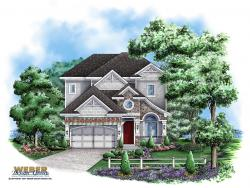 Craftsman Floor Plan - Diamond Lake House Plan