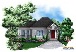 Cottage Floor plan - Diamone Lake Floor Plan