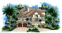 Coastal Floor Plan - Bal Harbour Floor Plan