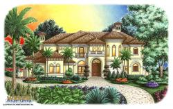 Tuscan Floor Plan | Venezia Grande Floor Plan