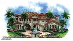 Tuscan Floor Plan | Bella Palazzo Floor Plan