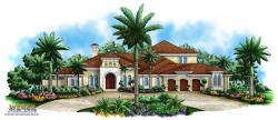 Mediterranean Floor Plan | Artesia Floor Plan