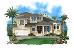 Waterfront Home Plan