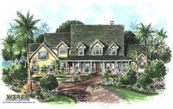 Caldwell house plan