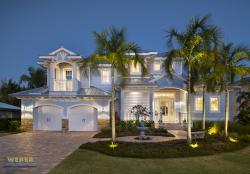 Florida House Plan | Morant Bay Floor Plan