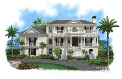 Colonial House Plan | Prestige Floor Plan