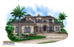 mediterranean-home-plan