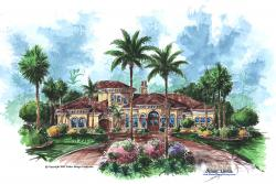 Ixora Home Plan-Mediterranean House Plans