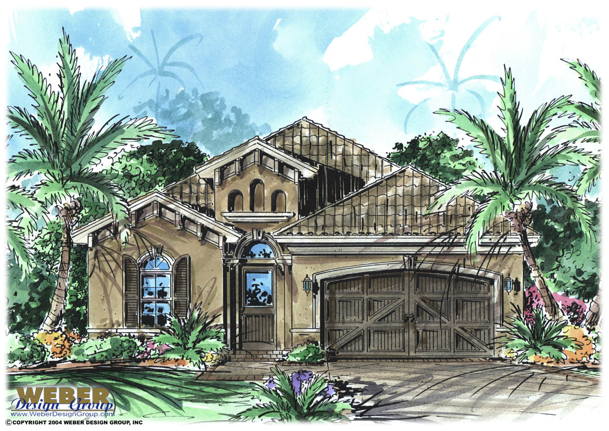 Small caribbean style house plans House design plans