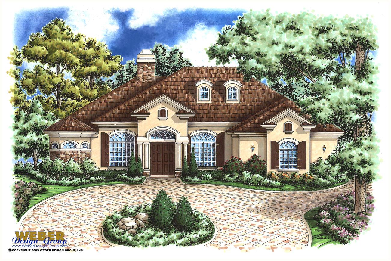 Home Ideas Chateau House Plans