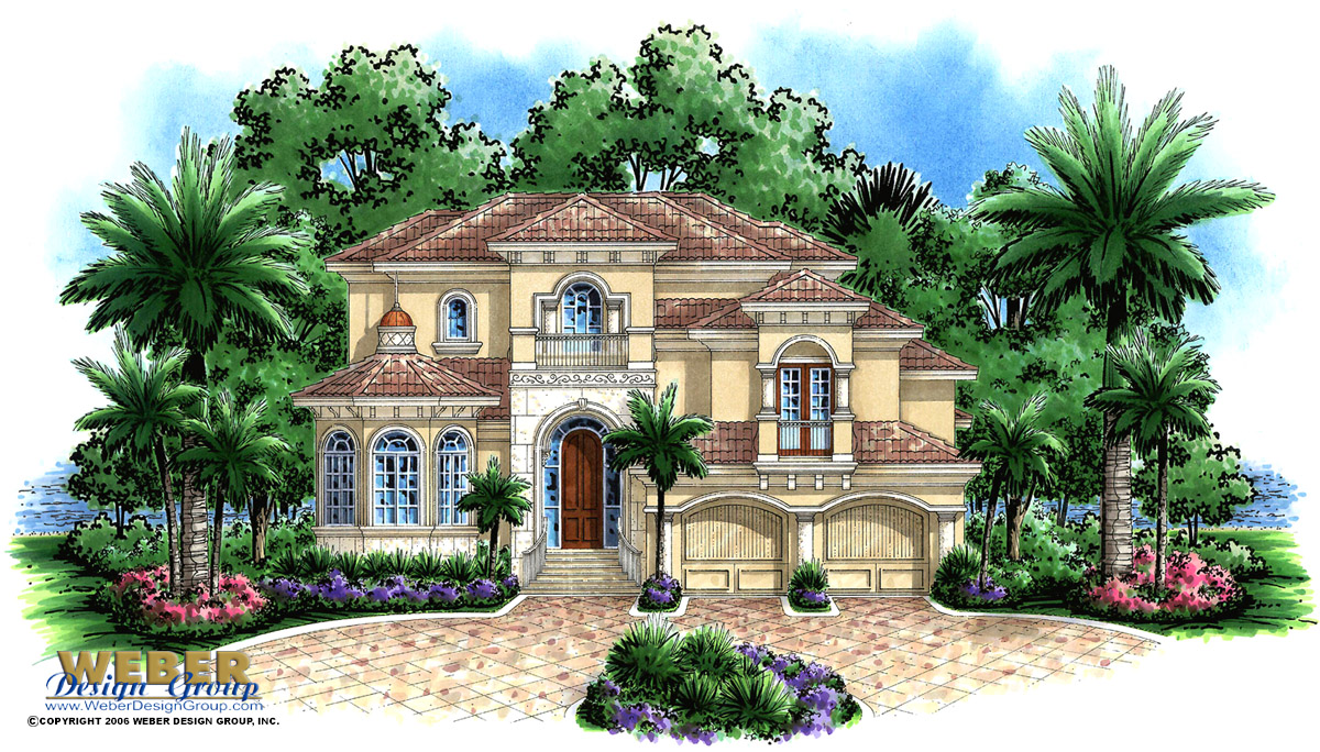3 Bedroom House Plans Caribbean House Design Plans