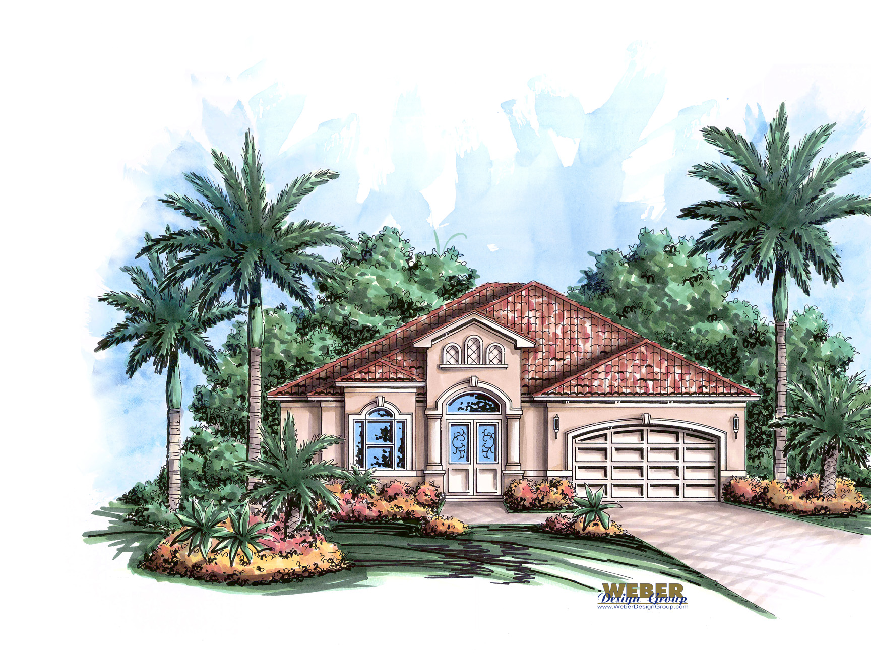 Small caribbean style house plans house design plans for Caribbean house designs