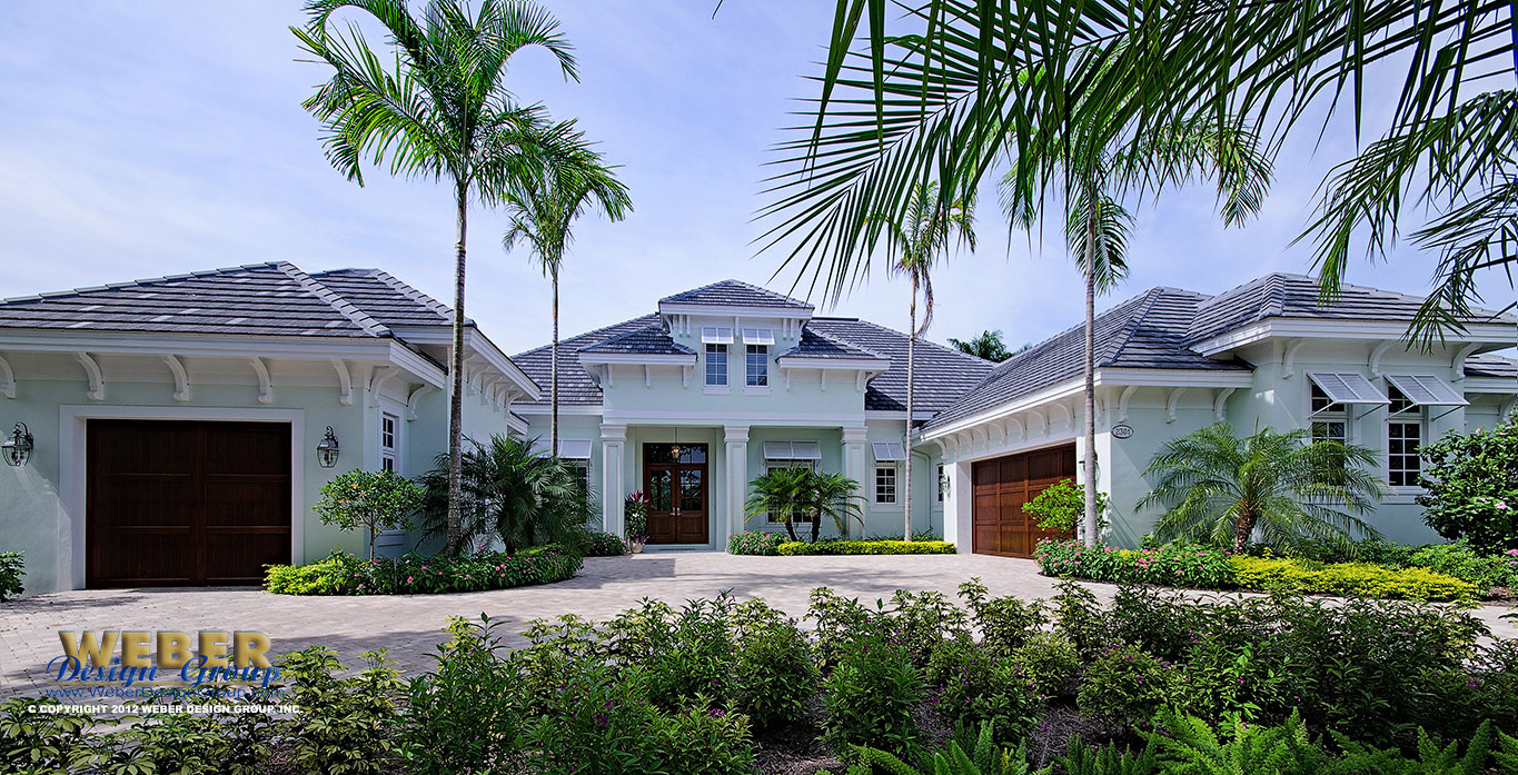 Anglo Caribbean House Plans House Plans - Caribbean homes designs