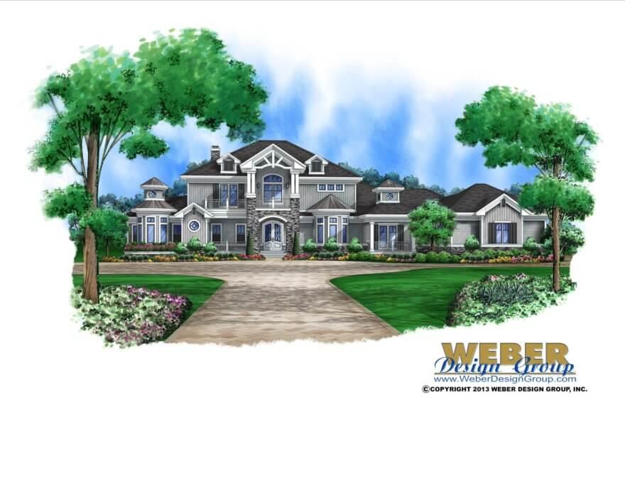 Custom Home Designs-Naples, Architect