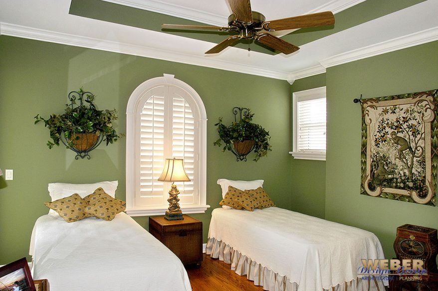home design guest bedroom