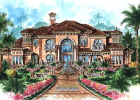 Cantrell Home Plan
