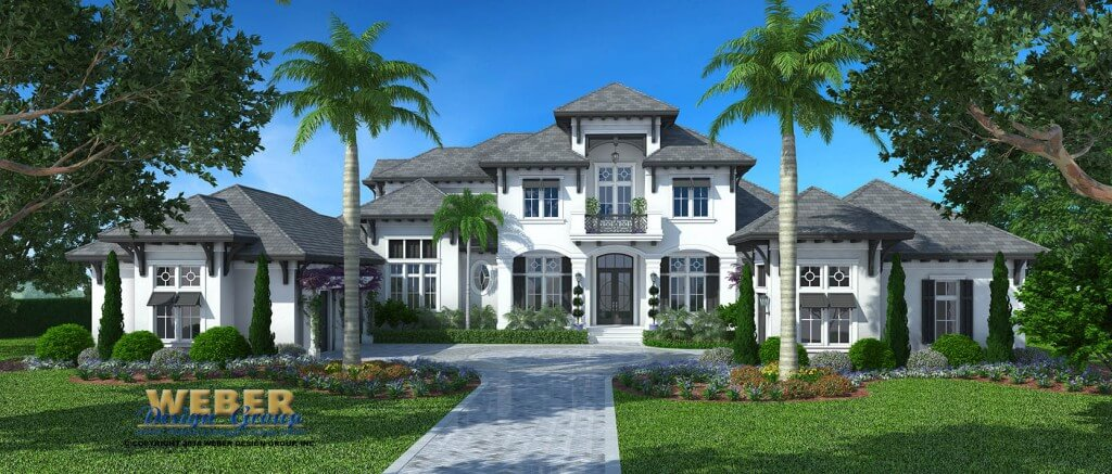 Golf Dream Home In Talis Park By Naples Architect