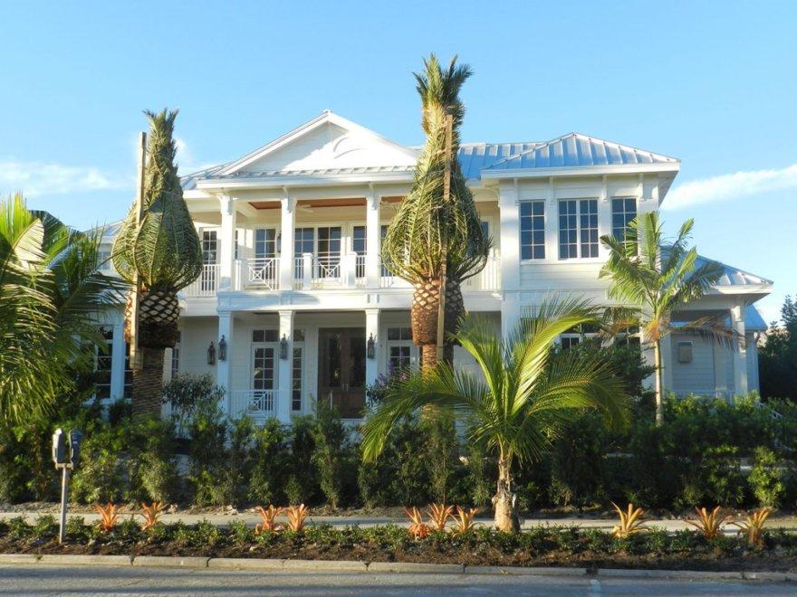 West Indies House Design In Naples Florida Weber Design