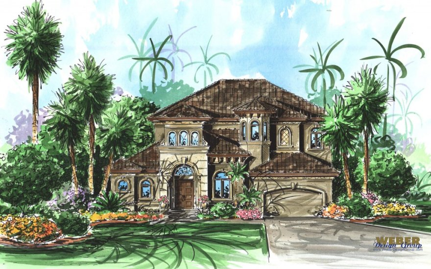 Popular House Plans with a Variety of Architectural Styles