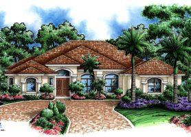 Miravista Home Plan