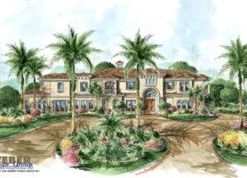 Northlake House Plan