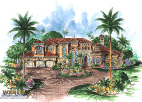 Escada Home Plan