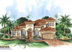 San Gabriel Home Plan