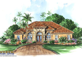 Verandah Home Plan