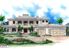 Emerald Bay House Plan