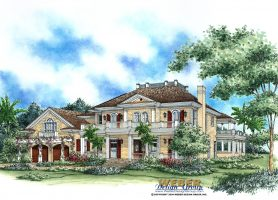 Savannah Home Plan