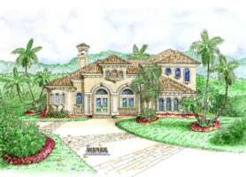 Sanibel House Plan