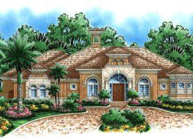 Mt. Vernon House Plan