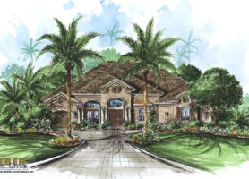 Belle Chase Home Plan