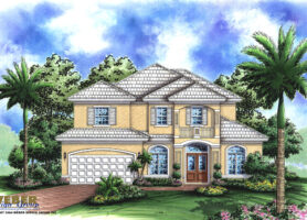 Pelican Bay Home Plan