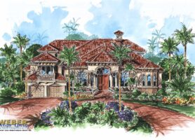 Montego Bay Home Plan