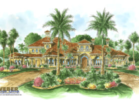 Tiburon Home Plan