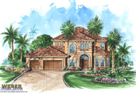 Montecito House Plan