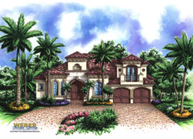 Murano II House Plan