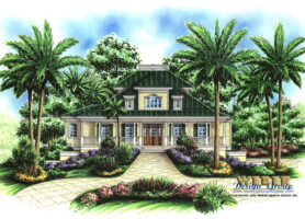 Walkers Cay Home Plan