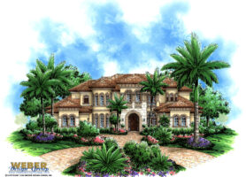 Treviso Bay Home Plan