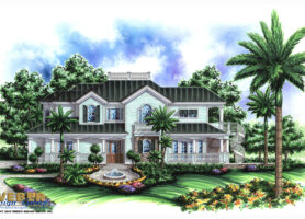 Royal Harbor Home Plan