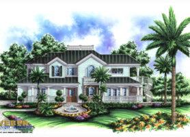 Royal Harbor Home Plan